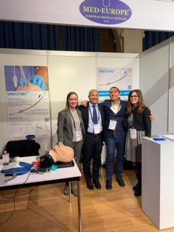 Spritztube® at WAMM 2019